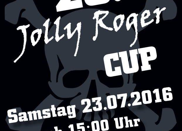 Kickerturnier – 26.ter Jolly Roger Cup – Samstag, 23.07.2016